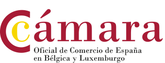 Logo Cámara Oficial de Comercio de España en Bélgica y Luxemburgo
