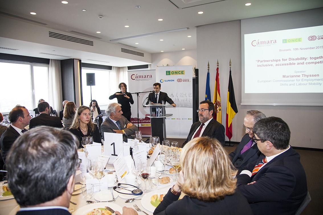 Chambre de Commerce d'Espagne et Luxembourg