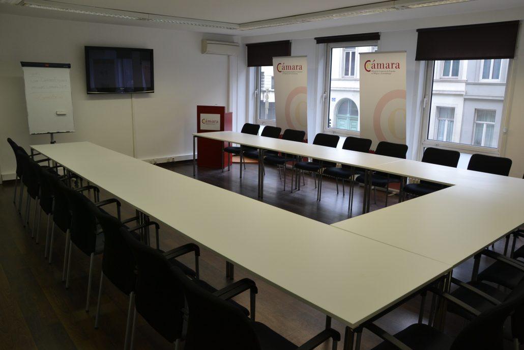 cámara oficial de comercio de españa en bélgica y luxemburgo